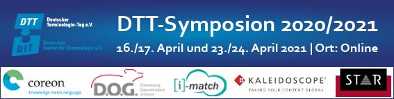 Banner DTT-Symposion 2020/2021